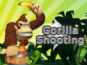 Gorilla Shooting