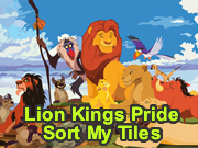 Lion Kings Pride - Sort My Tiles