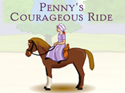 Penny's Courageous Ride