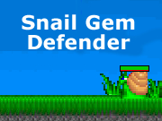Snail Gem Defender