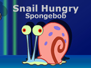 Snail Hungry Spongebob