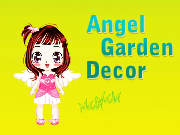 Angel Garden Decor
