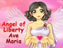 Angel of Liberty Ave Maria