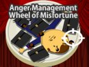 Anger Management Wheel of Misfortune