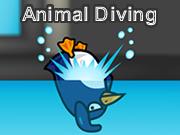 Animal Diving