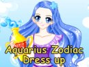 Aquarius Zodiac Dress up