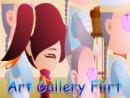 Art Gallery Flirt