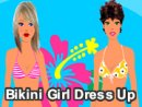 Bikini Girl Dress Up