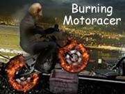 Burning Motoracer