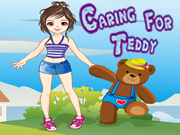 Caring for Teddy Bear