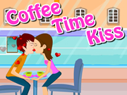 Coffee Time Kiss