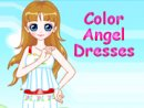 Color Angel Dresses