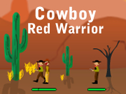 Cowboy Red Warrior