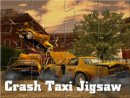 Crash Taxi Jigsaw
