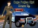 Cute Police Girl Dress Up