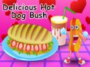 Delicious Hot Dog Bush