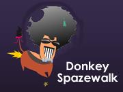 Donkey Spazewalk