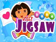 Dora Jolly Jigsaw