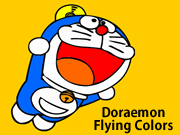 Doraemon Flying Colors