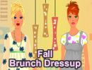 Fall Brunch Dressup