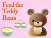 Feed the Teddy Bears
