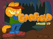 Garfield Dressup