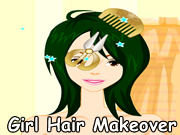 Girl Hair Makeover