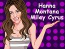 Hanna Montana Miley Cyrus