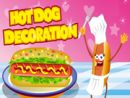 Hot Dog Decoration