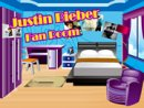 Justin Bieber Fan Room Decoration