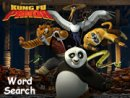 Kung Fu Panda - Word Search