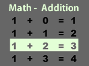 Math -  Addition