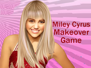 Miley Cyrus Makeover Game