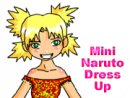 Mini Naruto Dress Up