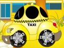 Mini taxi Car Game