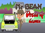 Mr Bean Dress Up Games