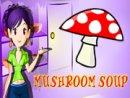 Mushroom Soup Cooking