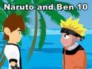 Naruto and Ben 10