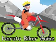 Naruto Biker Game