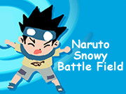 Naruto Snowy Battle Field