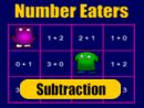 Number Eaters Subtraction