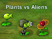 Plants vs Aliens
