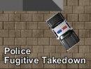 Police Fugitive Takedown
