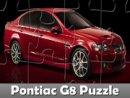 Pontiac G8 Jigsaw