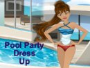 Pool Party Dress Up