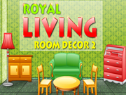 Royal Living Room Decor