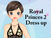 Royal Princess 2 Dressup