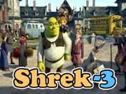Shrek 3 Puzzle Mania