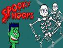 Skeleton Spooky Hoops