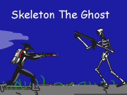 Skeleton The Ghost